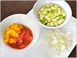 鍋に、1.と水を加えてふたをし、時々鍋を揺すりながら、とろ火で30~40分煮る。