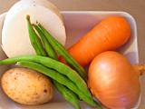 野菜はどんなものでもOK